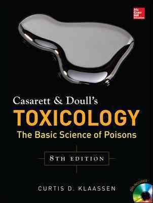 Casarett & Doull's Toxicology By Klaassen, Curtis